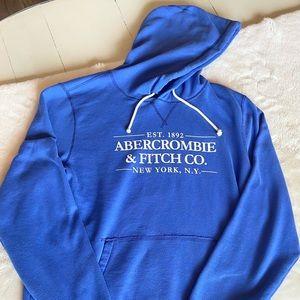 Abercrombie & Fitch Classic Blue Sweater (L)